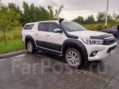 Шноркель. Toyota Hilux Pick Up, GUN125L, GUN126L Toyota Hilux
