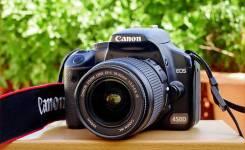Canon EOS 450D Kit. 10 - 14.9 Мп, зум: 14х и более