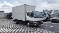 Mitsubishi Canter. Продам грузовой фургон , 4 900 куб. см., 3 500 кг.