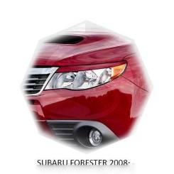 Накладка на фару. Subaru Forester, SH, SH5, SH9, SH9L, SHJ, SHM Subaru Bistro Двигатели: EE20Z, EJ20, EJ25, EJ255, FB20, FB20B, FB25B