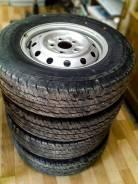 Продам летние Dunlop SP 175 185/80 R14. x14 5x114.30