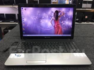 Packard Bell EasyNote TE11-HC. 15.6дюймов (40см), ОЗУ 2048 Мб, диск 120 Гб, WiFi