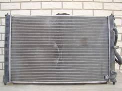 Радиатор охлаждения двигателя. Mazda MPV, LW3W Двигатели: L3, L3DE, L3VDT, L3VE