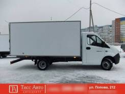 ГАЗ ГАЗель Next. ГАЗель NEXT изотермический фургон, 2 700куб. см., 1 500кг.