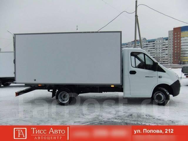 ГАЗ ГАЗель Next. ГАЗель NEXT изотермический фургон, 2 700 куб. см., 1 500 кг.
