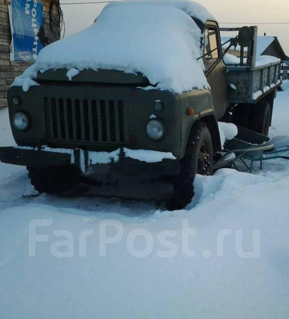 ГАЗ 53А. Продам газ 53а, 4 000 куб. см., 5 000 кг.