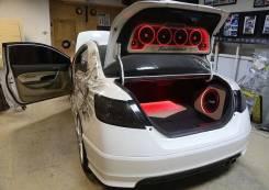 Правильная инсталляция автозвука и шумоизоляции