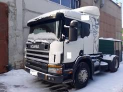 Scania. Тягач седельный Скания Р 340, 2007, 2 000 куб. см., 15 000 кг.