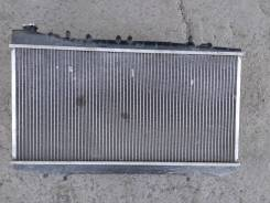 Радиатор охлаждения двигателя. Nissan Sunny, FB14 Двигатель GA15DE