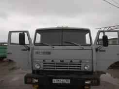 КамАЗ 5320. Продам КамАЗ с прицепом, 10 000куб. см., 30 000кг., 6x4