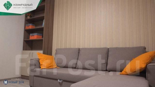 """Квартира+Ремонт """"под ключ""""+Мебель=от 1984000* на Второй речке!"""