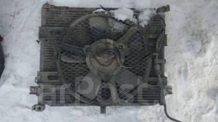 Вентилятор радиатора кондиционера. Suzuki Escudo, TD01W