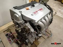 Двигатель в сборе. Honda Accord, CL9, CM2, CM3 Honda Odyssey Двигатели: K24A, K24A3