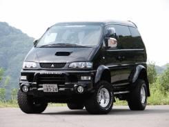 Mitsubishi Delica. Продам Delica ПТС с железом