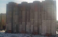 1-комнатная, улица Университетская Набережная, 64. Калининский, агентство, 29 кв.м.