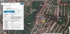 Продам участок по ул. Яблоневая, 10 соток в собственности. 1 000 кв.м., собственность, электричество, вода, от агентства недвижимости (посредник)