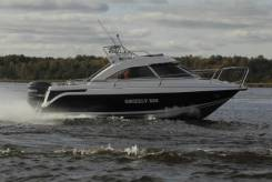 Grizzly 580 HT. Год: 2013 год, длина 5,80м., двигатель подвесной, 100,00л.с., бензин
