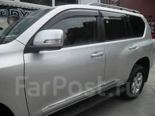 Накладка на дверь. Toyota Land Cruiser Prado, GDJ150, GDJ150L, GDJ150W, GRJ150, GRJ150L, GRJ150W, KDJ150, KDJ150L, LJ150, TRJ150, TRJ150W. Под заказ