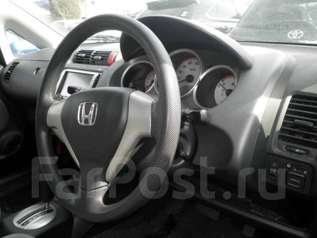 Honda Fit. GD2, L13A