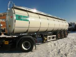 Menci. Полуприцеп цистерна menci, 32 000 кг.