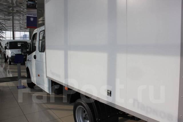 ГАЗ ГАЗель Next. ГАЗель Next фермер изотермический фургон, 2 800 куб. см., 1 500 кг.