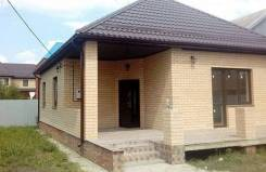 Дом 100 м2 на участке 4 сот. Кореновская улица, р-н Прикубанский, площадь дома 100 кв.м., от агентства недвижимости (посредник)