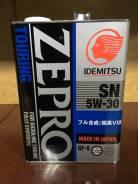 Idemitsu Zepro. Вязкость 5W30, синтетическое