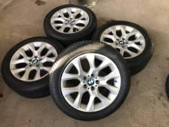 255/50R19 Michelin на литье BMW (Е11). 9.0x19 5x120.00 ET48 ЦО 73,3мм. Под заказ