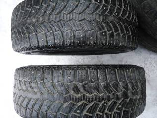 Bridgestone Blizzak Spike-01. Зимние, шипованные, 2014 год, 5%, 2 шт
