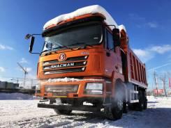 Shaanxi Shacman. грузовой самосвал, 9 726 куб. см., 15 000 кг.