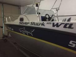 Silver Shark. 2008 год год, длина 6,00м., двигатель подвесной, 140,00л.с., бензин