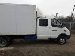 ГАЗ. 3009, 2 800 куб. см., 3 500 кг.