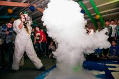 Химическое шоу на день рождения от Лаборатории чудес