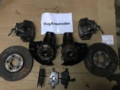 Тормозная система. Volkswagen Bora Volkswagen Jetta Volkswagen Golf, 1E7, 1J1, 1J5 Skoda Octavia Audi S Audi A4 Audi A3 Двигатели: AAM, ADZ, AEH, AFN...