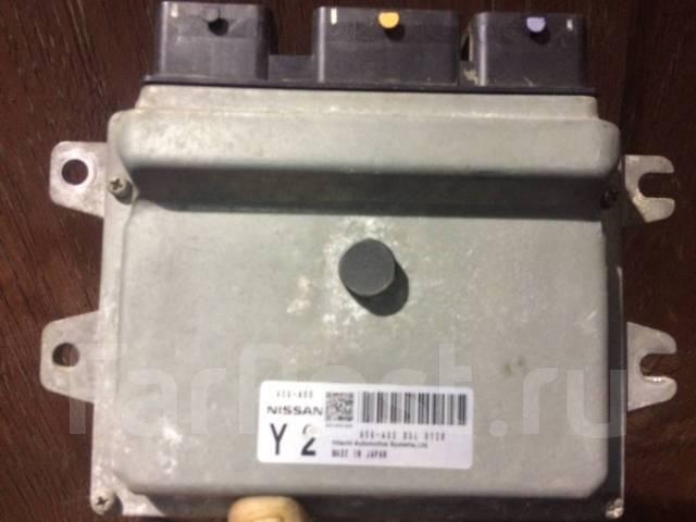 Блок управления двс. Nissan Tiida, C11, C11X