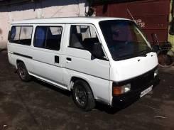 Nissan Caravan. WJGE24, TD27