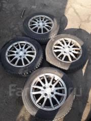 Dunlop DSX-2. Зимние, 2013 год, износ: 10%, 4 шт