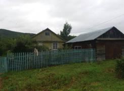 3 - комнатный Дом п. Боктор. П. Боктор, р-н Комсомольский, площадь дома 55 кв.м., скважина, электричество 6 кВт, отопление твердотопливное, от агентс...