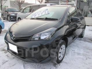 Toyota Vitz. вариатор, 4wd, 1.3 (95л.с.), бензин, б/п. Под заказ