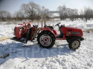 Mitsubishi. Продам трактор БЕЗ Пробега без ПСМ дизель 4wd . с фрезой, 1 000 куб. см.