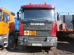 Scania G440CA. Грузовой тягач седельный Scania G440 CA6X6EHZ, 2 000 куб. см., 1 000 кг.