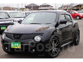 Nissan Juke. автомат, передний, 1.5 (114 л.с.), бензин, б/п. Под заказ