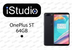 OnePlus 5T. Новый, 64 Гб, Черный