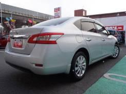 Nissan Sylphy. автомат, передний, 1.8, бензин, б/п. Под заказ