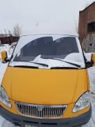 ГАЗ 322132. Газ-322132, 2 400куб. см., 13 мест