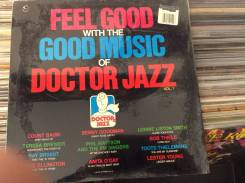JAZZ! Cборник Feel Good with Good Music of Doctor Jazz - NEW US LP