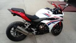 Honda CBR 400R. 400 куб. см., исправен, без птс, без пробега