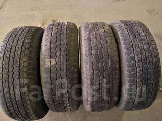 Bridgestone Dueler H/T. Летние, 2006 год, износ: 60%, 4 шт