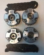 Муфта vvt-i. Volkswagen Touareg, 7P5 Audi: A6 allroad quattro, Q5, S6, R8, S8, S5, S4, A8, A5, A4, A6, RS5, RS4 Двигатели: BAR, BGU, CASA, CASB, CASD...