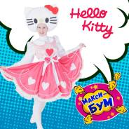 Хелоу Китти , hello kitty герой аниматор и шоу программа , бумажное шоу